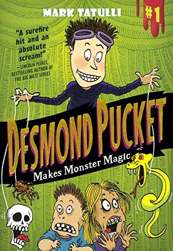 9780606382311: Desmond Pucket Makes Monster Magic