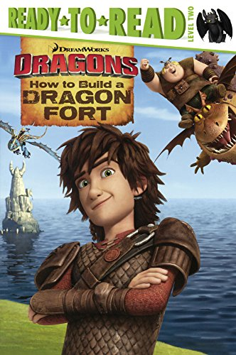 9780606382441: How to Build a Dragon Fort (How to Train Your Dragon TV)