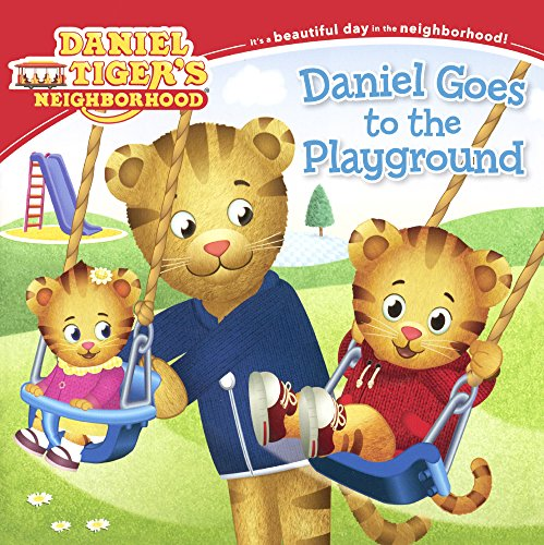 Daniel Goes to the Playground (Prebound): Becky Friedman