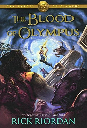 9780606383356: The Blood Of Olympus (Turtleback School & Library Binding Edition) (Heroes of Olympus)