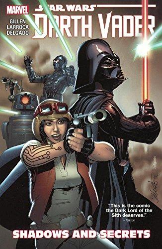 Star Wars: Darth Vader, Volume 2: Shadows and Secrets (Prebound): Kieron Gillen