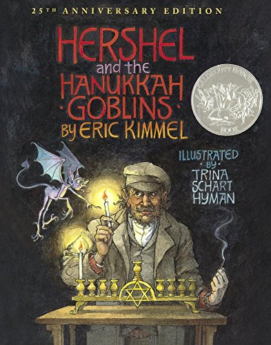Hershel And The Hanukkah Goblins (Turtleback School & Library Binding Edition): Eric A. Kimmel