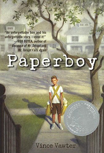 9780606383622: Paperboy (Turtleback School & Library Binding Edition)