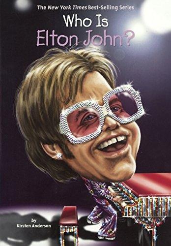 9780606383967: Who Is Elton John? (Turtleback School & Library Binding Edition)