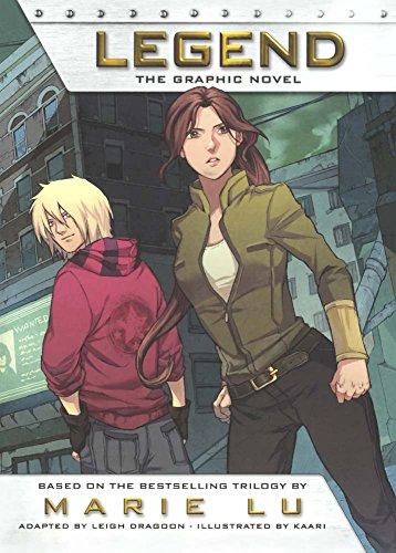 Legend: The Graphic Novel (Prebound): Marie Lu
