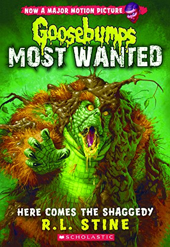 9780606385879: Here Comes The Shaggedy (Turtleback School & Library Binding Edition) (Goosebumps: Most Wanted)