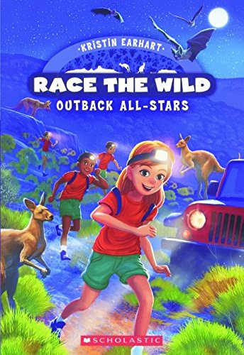 Outback All-Stars (Turtleback School & Library Binding Edition) (Race the Wild): Kristin ...