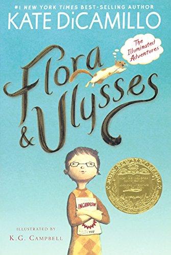 Flora & Ulysses: The Illuminated Adventures (Prebound): Kate DiCamillo