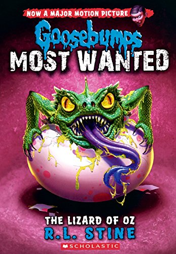 9780606391429: Lizard of Oz (Goosebumps Most Wanted)