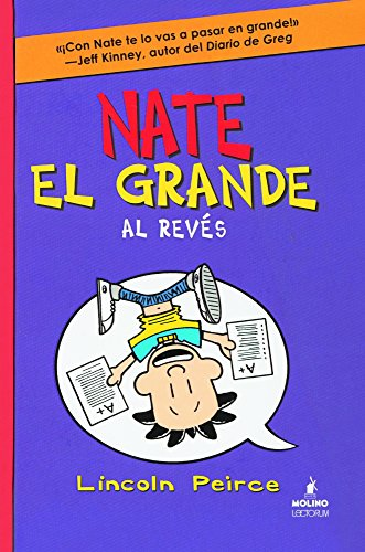 9780606392006: Nate El Grande Al Reves (Big Nate Flips Out) (Nate El Grande / Big Nate)