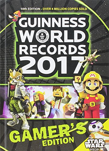 9780606392938: Guinness World Records 2017, Gamers Edition (Turtleback School & Library Binding Edition)