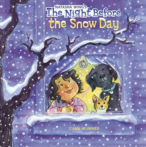 9780606393157: The Night Before The Snow Day (Turtleback School & Library Binding Edition)