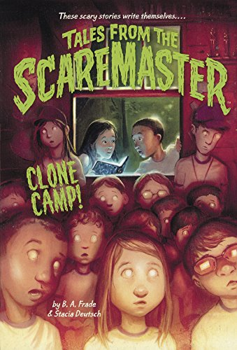 9780606394789: Clone Camp! (Turtleback School & Library Binding Edition) (Tales from the Scaremaster)