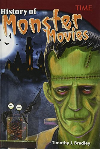 9780606395328: History Of Monster Movies (Turtleback School & Library Binding Edition) (Time for Kids Nonfiction Readers)