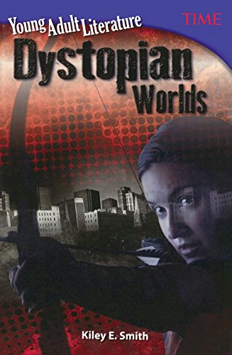 Young Adult Literature: Dystopian Worlds (Hardback)