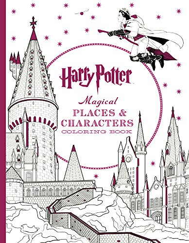 9780606395908: HARRY POTTER MAGICAL PLACES &