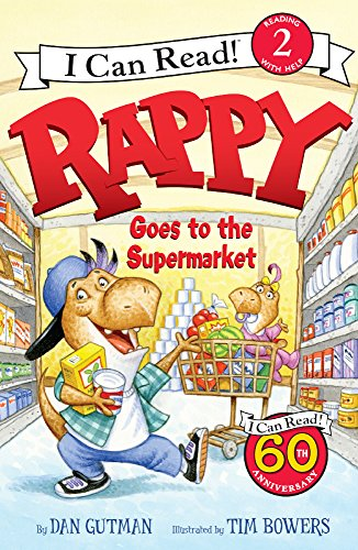 Rappy Goes To The Supermarket (Turtleback School & Library Binding Edition) (I Can Read!: Level...