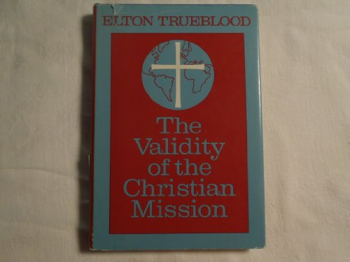 9780606874014: Validity of the Christian Mission