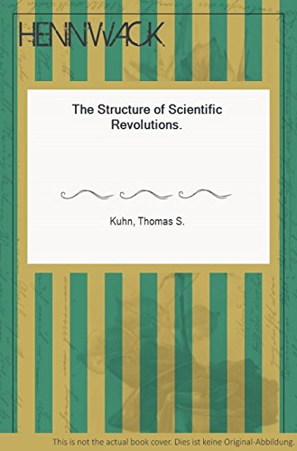 9780608094298: The Structure of Scientific Revolutions