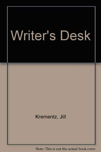 9780609000489: Writer's Desk [Hardcover] by Jill Krementz