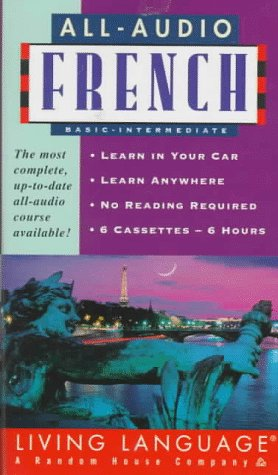 9780609601334: All-Audio French Cassette (LL(R) All-Audio Courses)
