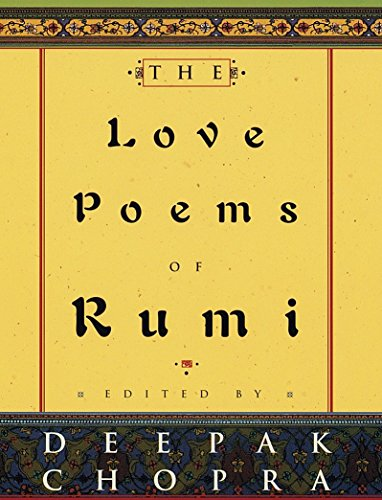 9780609602430: The Love Poems of Rumi
