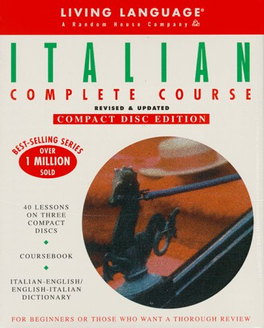 9780609602720: Basic Italian: CD/Book Package (LL(R) Complete Basic Courses)