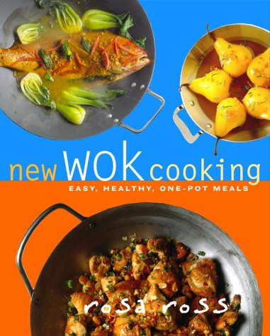 9780609604182: New Wok Cooking: Easy, Healthy, One-Pot Meals