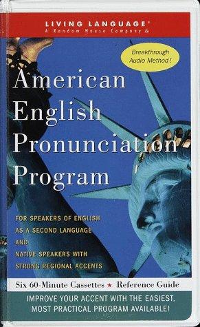 9780609604199: American English Pronunciation Program (LL (R) ESL)