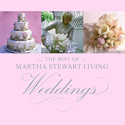 9780609604267: The Best of Martha Stewart Living Weddings