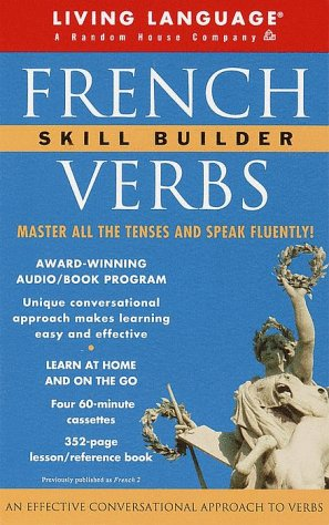 9780609604434: Living Language French Verbs: Skill Builder