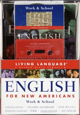9780609604700: English for New Americans: Work and School