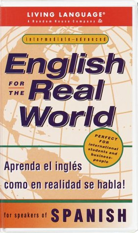 9780609605110: English for the Real World (Living Language Series)