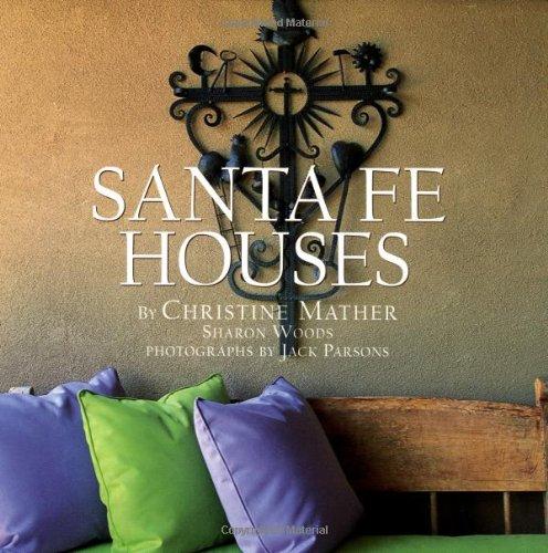 9780609606476: Santa Fe Houses