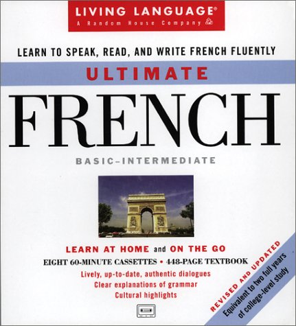 9780609607596: Ultimate French: Basic-Intermediate Cassette Program (LL(R) Ultimate Basic-Intermed)