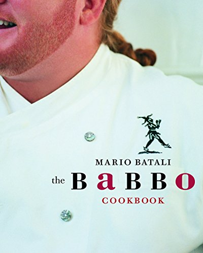 The Babbo Cookbook.