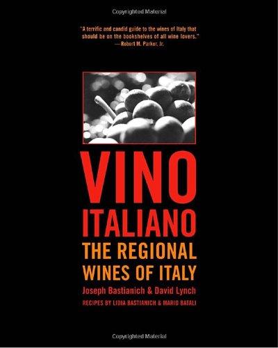 9780609608487: Vino Italiano: The Regional Wines of Italy