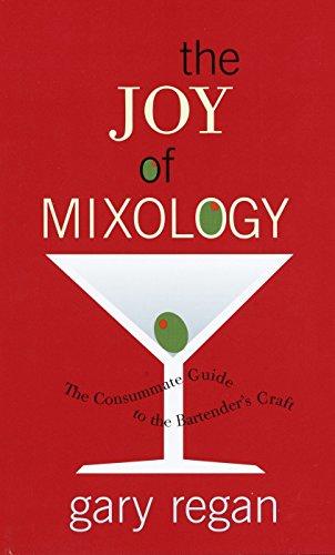 9780609608845: The Joy of Mixology