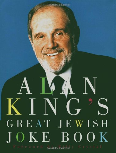 Alan King's Great Jewish Joke Book: King, Alan