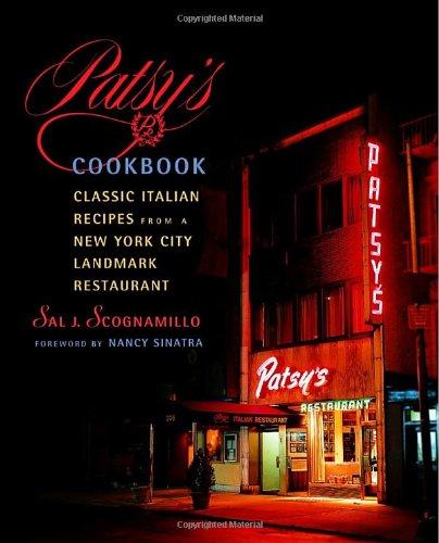 9780609609545: Patsy's Cookbook: Classic Italian Recipes from a New York City Landmark Restaurant