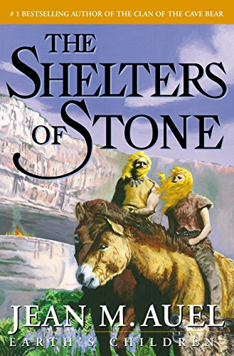 9780609610596: The Shelters of Stone: Earth's Children (Earth's Children (Hardcover))