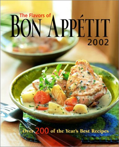 The Flavors of Bon Appetit 2002: Bon Appetit Editors