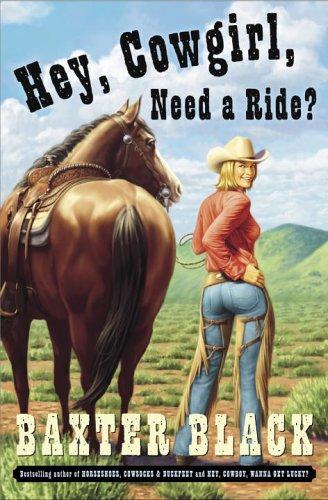 Hey, Cowgirl, Need A Ride?: Black, Baxter