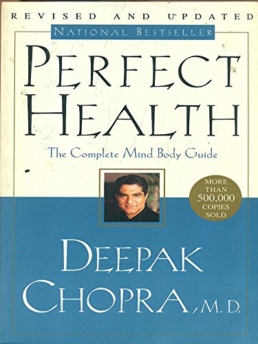 Perfect Health - Allergies: The Complete Mind-Body Program for Identifying and Soothing the Source of Your Body's Reaction (0609800787) by Chopra, Deepak