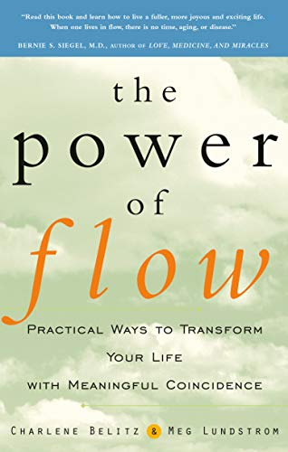 9780609801970: The Power of Flow: Practical Ways to Transform Your Life with Meaningful Coincidence