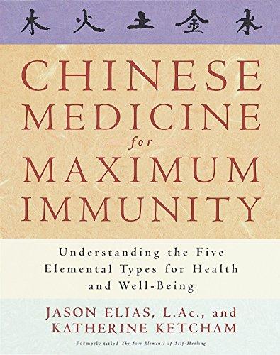 9780609802731: Chinese Medicine for Maximum Immunity