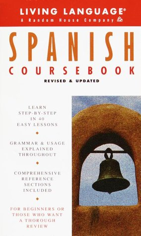 9780609802885: Spanish: Course Book (Living Language Complete Basic S.)