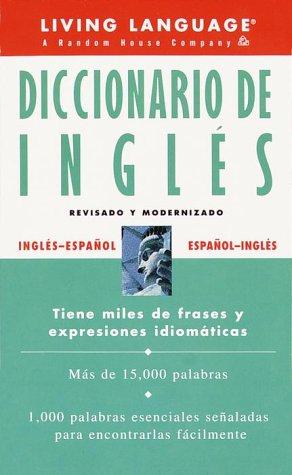 9780609802960: Diccionario de Inglés