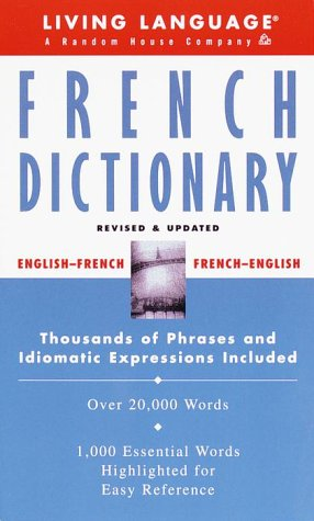 9780609802991: Basic French Dictionary (LL(R) Complete Basic Courses)