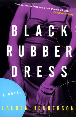 9780609804384: Black Rubber Dress: A Sam Jones Novel